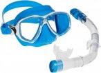 Cressi-Sub Marea Colorama Set Kinder - Schnorchelausrüstung - blau