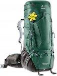 Deuter AIRCONTACT PRO 55 + 15 SL Frauen - Trekkingrucksack Damen - grün