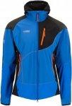 Direct Alpine Jorasses Jacket Männer Gr. S - Softshelljacke - blau|schwarz