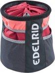 Edelrid BOULDER BAG II - Chalkbag - rot|schwarz