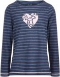 Elkline Hummelchen Kinder Gr. 92/98 - Langarmshirt - blau