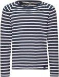 Elkline JUMPER Kinder Gr.116/122 - Langarmshirt - blau|weiß