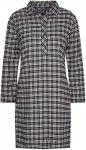 Elkline NATIONAL PARC Frauen Gr.50 - Kleid - grau|schwarz