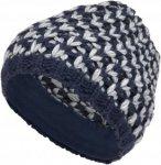 Elkline Wurly Frauen Gr. uni - Mütze - blau|weiß
