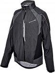Endura Velo II Jacket Männer - Regenjacken|Fahrradjacken - schwarz|grau