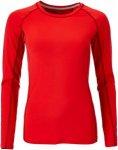 ExOfficio Sol Cool L/S Shirt Frauen Gr. XL - Langarmshirt - rot
