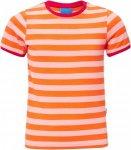 Finkid Renkaat Kinder Gr. 90/100 - T-Shirt - orange