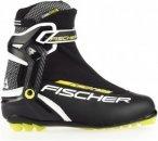 Fischer RC 5 COMBI Unisex - Langlaufschuhe - schwarz|gelb