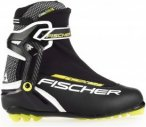Fischer RC 5 Combi Unisex - Langlaufschuhe - schwarz gelb