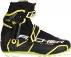 Fischer RC7 Skate Unisex - Langlaufschuhe - schwarz gelb