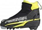 Fischer XJ SPRINT Unisex - Langlaufschuhe - schwarz