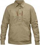 Fjällräven Anorak Shirt No.1 Männer Gr. XXS - Übergangsjacke - braun