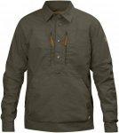 Fjällräven Anorak Shirt No.1 Männer Gr. XXS - Übergangsjacke - oliv-dunkelgr