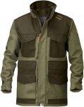 Fjällräven Forest Jacket No.3 Männer Gr. S - Wolljacke - oliv-dunkelgrün