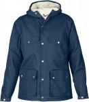 Fjällräven Greenland Winter Jacket Frauen Gr. S - Übergangsjacke - blau