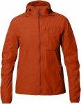 Fjällräven High Coast Wind Jacket Frauen Gr. XXS - Übergangsjacke - rotbraun