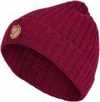 Fjällräven Re-Wool Hat Gr. uni - Mütze - rotbraun|rot