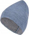 Himalaya Doubleface Pope's Hat Frauen Gr. uni - Mütze - blau|grau