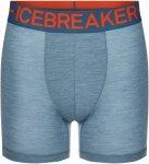 Icebreaker MENS ANATOMICA ZONE BOXERS Männer Gr. XL - Funktionsunterwäsche - b