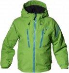 Isbjörn CARVING Winter Jacket Kinder Gr. 146/152 - Skijacke - grün