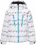 Isbjörn HELICOPTER Winter Jacket Kinder Gr. 110/116 - Skijacke - weiß