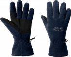 Jack Wolfskin Artist Glove Unisex Gr. S - Handschuhe - blau