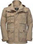 Jack Wolfskin Atacama Jacket Männer Gr. M - Übergangsjacke - beige-sand