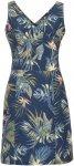 Jack Wolfskin WAHIA TROPICAL DRESS Frauen Gr.XL - Kleid - blau
