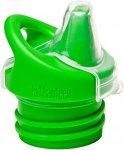 Klean Kanteen Sippy Cap für Classic Flaschen Kinder - Fahrradzubehör - grün