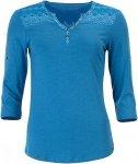 Kühl Belmont 3/4 Frauen Gr. L - Freizeitshirts|Nachhaltige Produkte - blau