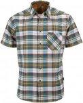 Kühl Tropik S/S Shirt Männer Gr. S - Outdoor Hemd - grau