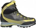 La Sportiva TRANGO TREK LEATHER GTX Männer Gr. 41 - Trekkingstiefel - grau|gelb
