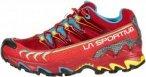 La Sportiva ULTRA RAPTOR GTX Frauen Gr. 37,5 - Trailrunningschuhe - rot|blau