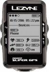 Lezyne Super GPS - Fahrradcomputer - schwarz