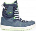 Lowa Raik GTX Mid Kinder Gr. 31 - Winterstiefel - blau|grün