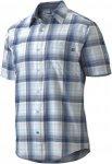 Marmot Notus SS Männer Gr. S - Outdoor Hemd - blau