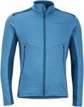 Marmot Skyon Jacket Männer Gr. S - Fleecejacke - blau