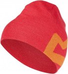 Mountain Equipment Branded Knitted Beanie Unisex Gr. uni - Mütze - rot