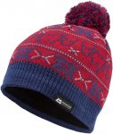 Mountain Equipment YORIK BEANIE Unisex Gr. O/S - Mütze - rot|blau