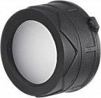 Nitecore Filteraufsatz - Diffuser - grau|schwarz