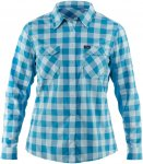 NRS W' S GUIDE SHIRT L/S Frauen Gr.S - Outdoor Bluse - blau