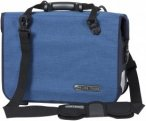 Ortlieb Office-Bag L QL 3.1 - Fahrradtaschen - Gr. L - blau / denim  stahlblau -
