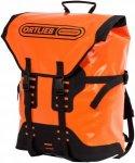 Ortlieb Transporter - Fahrradrucksack - orange|schwarz - Wasserdichter Rucksack