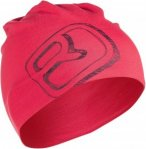 Ortovox Merino Cool Logo Beanie Unisex Gr. uni - Mütze - pink-rosa