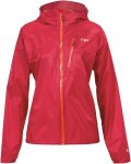 Outdoor Research Helium II Jacket Frauen Gr. XS - Regenjacke - rot