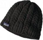 Patagonia Cable Beanie Frauen Gr. uni - Mütze - schwarz