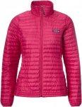 Patagonia Down Shirt Frauen Gr. XS - Daunenjacke - pink-rosa