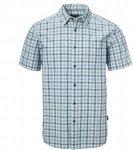 Patagonia Fezzman Shirt Männer Gr. M - Outdoor Hemd - blau