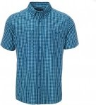 Patagonia Gallegos Shirt Männer Gr. S - Outdoor Hemd - blau