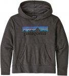 Patagonia K' S LW GRAPHIC HOODY SWEATSHIRT Kinder Gr.XS - Sweatshirt - grau